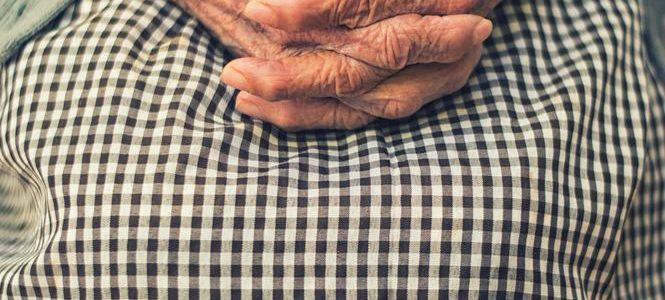 Rynkor och ålderdom tillhör livet