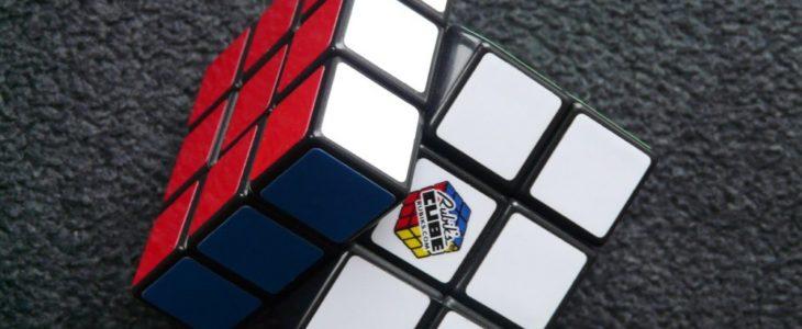 Lyckats löst en Rubiks kub? Utmana dig ytterligare med en megaminx kub