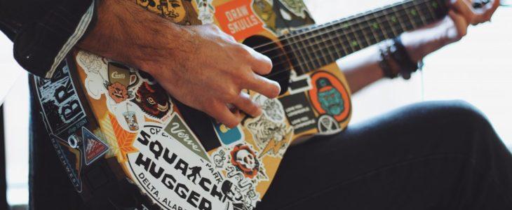 Danguitar.se hjälper dig att sprida kreativitet i svåra tider
